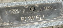 Winifred Winnie <i>Vickery</i> Powell