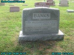 Minnie Florence <i>Stover</i> Banks