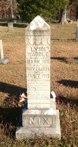 Lynn <i>Waddle</i> Nix