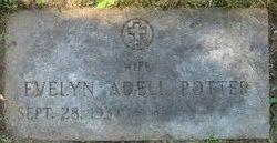 Evelyn T Ev <i>Adell</i> Potter