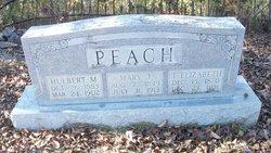 Mary J. Peach
