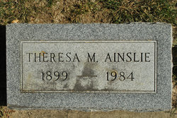 Theresa M Ainslie