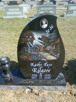Kathy Faye Kilgore
