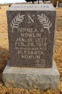 Pvt Pleasant Nowlin