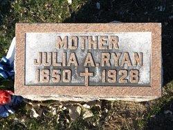 Julia A Ryan