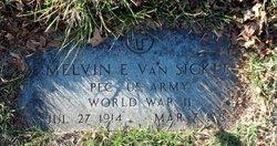 Melvin Eugene Van Sickle