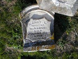 Nancy Emily <i>Watson</i> Dodge