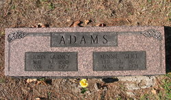 Minnie Alice Adams