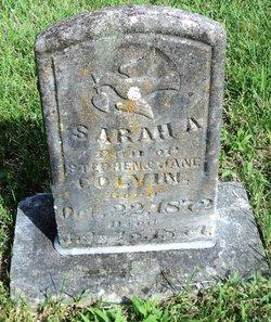 Sarah A Colvin