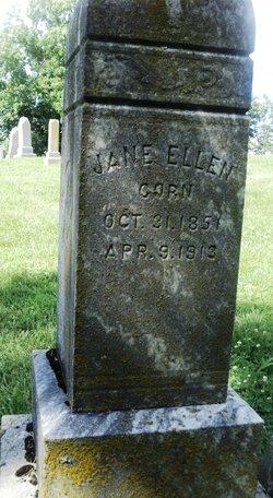 Jane Ellen <i>Moore</i> Corn
