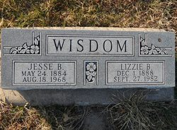 Jesse B. Wisdom