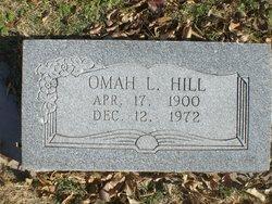 Omah Lee <i>Brewer</i> Hill