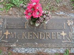 Doris E. <i>Edmondson</i> McKendree