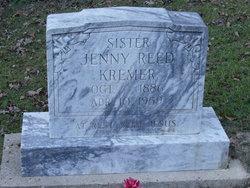 Jenny <i>Reed</i> Kremer