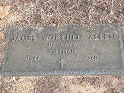 James Worthen Allen