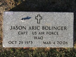 Capt Jason Aric Bolinger