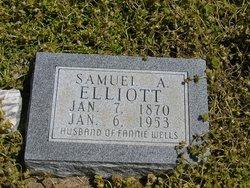 Samuel A Elliott