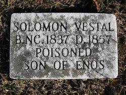 Solomon Vestal