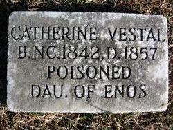 Catherine Vestal