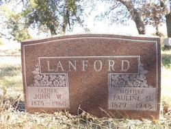 John Wesley Lanford