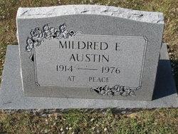 Mildred E <i>Lundquist</i> Austin