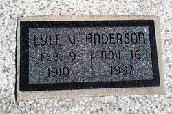 Lyle Verel Anderson