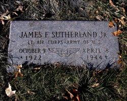 Lieut James F. Sutherland, Jr