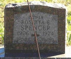 Rosetta Emmaline <i>Morgan</i> Brackett