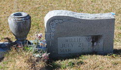 Willie Mae Bill <i>Berry</i> Williams
