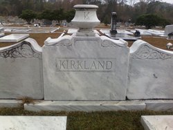 Martha Ann Judson Annie <i>Hinson</i> Kirkland