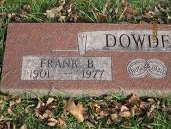 Frank Baily Dowden