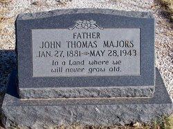 John Thomas Majors