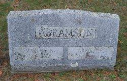 Martha Virginia <i>Nichols</i> Abramson