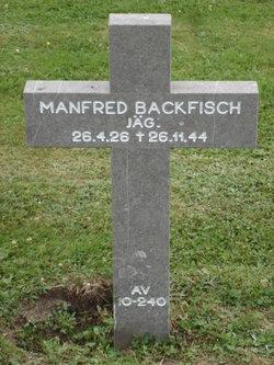 Manfred Backfisch