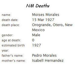 Moises Morales