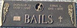 Edna Lois <i>Wilkin</i> Bails