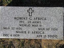 Robert Gilmore Africa