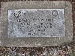 Edwin Van Winkle