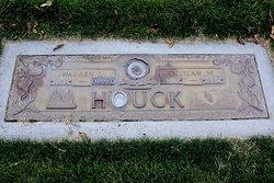 Bertha Delilah Delilah <i>Wright</i> Houck
