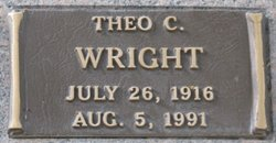 Theo Charles Wright