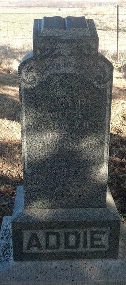 Lucy R. <i>Thrailkill</i> Addie