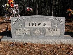Mary Faye <i>Vestal</i> Brewer