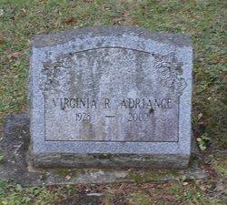 Virginia Rita <i>Fleming</i> Adriance