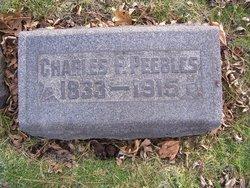 Charles Franklin Peebles, Jr