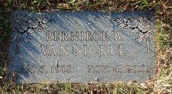 Berniece Beatrice <i>Fraaken</i> Van Sickle