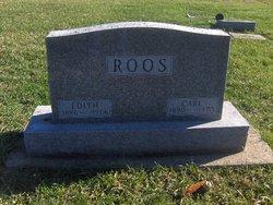 Edith Amelia <i>Burman</i> Roos