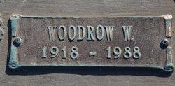 Woodrow Wilson Poole, Sr