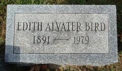 Edith <i>Alvater</i> Bird