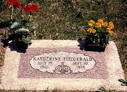 Katherine E. Katie <i>Sexton</i> Fitzgerald