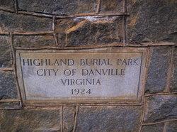 Highland Burial Park